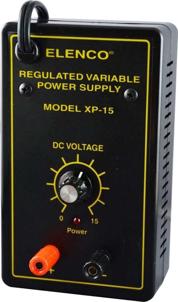 Elenco XP-15K Power Supply Variable Kit   TEquipment