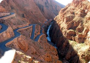 Dades Canyons Morocco