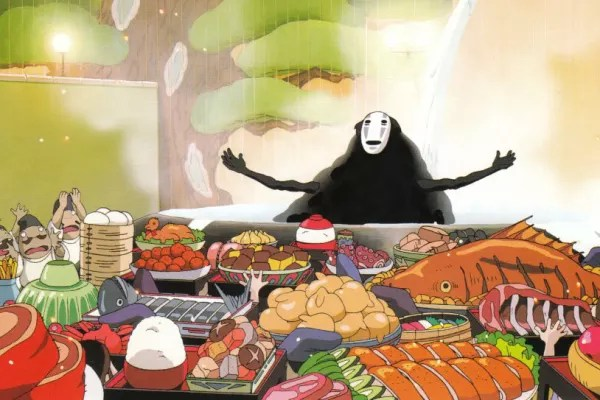 Recipes For Food Shown In Ghibli Films Feast