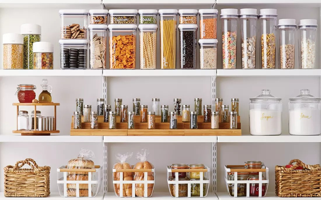 Pantry Organization Hacks To Save You Space And Money