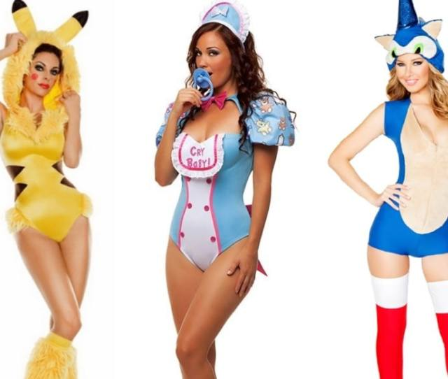Horrible Sexy Halloween Costume Ideas For