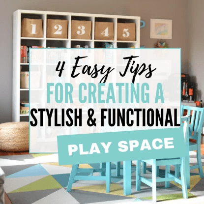 stylish playroom ideas