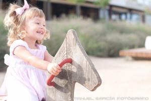 kidsfoto.es Sofía, reportaje en el parque