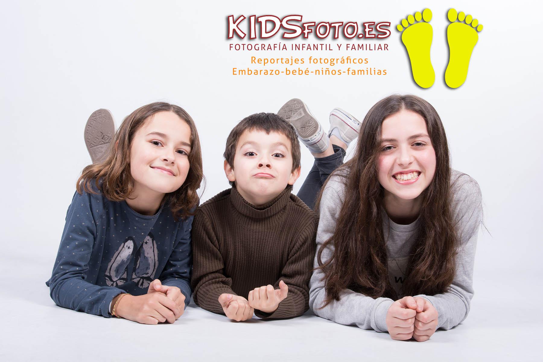 kidsfoto.es Fotografía infantil