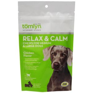 tomlyn-relax-calm-chews-medium-large-dogs-chicken-flavour