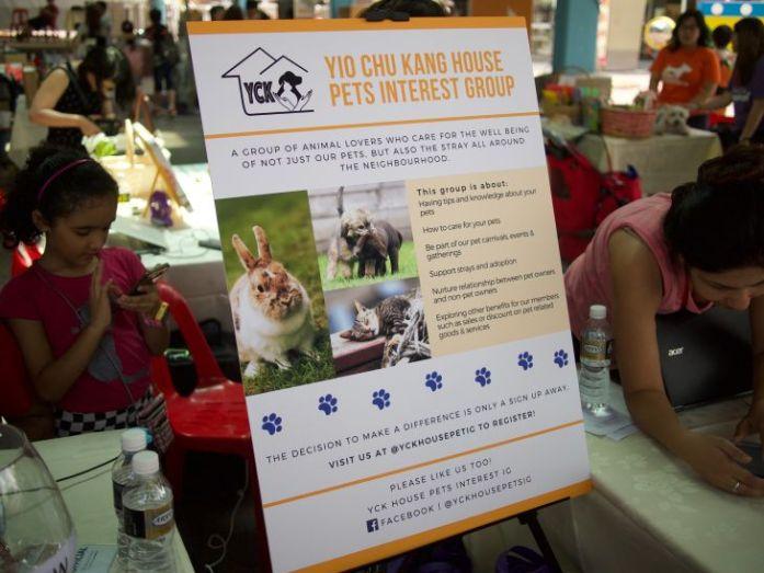 YCK Pets Interest Group