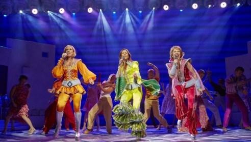 Foto från Mamma Mia!