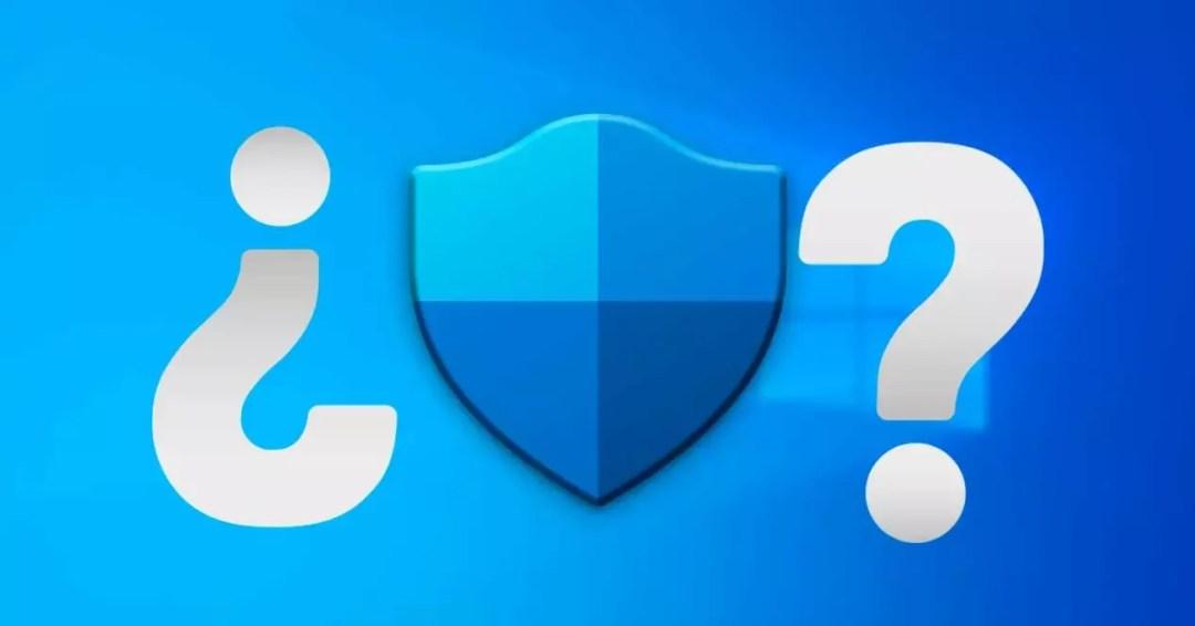 ¿Windows Defender es suficiente? Cuándo instalar otro antivirus 1