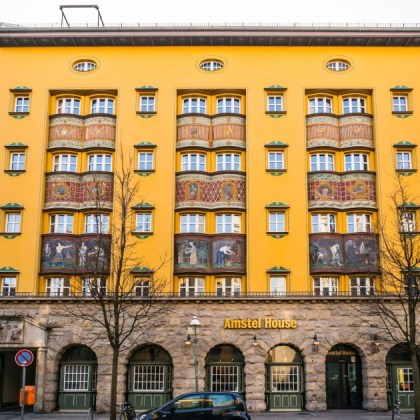 Amstel House Hostel Berlin Hotel  Berlin  from     25   lastminute com Amstel House Hostel Berlin Hotel 1