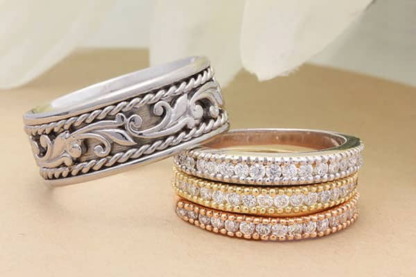 Wedding Bands Bridal Sets Cheap Engagement Rings