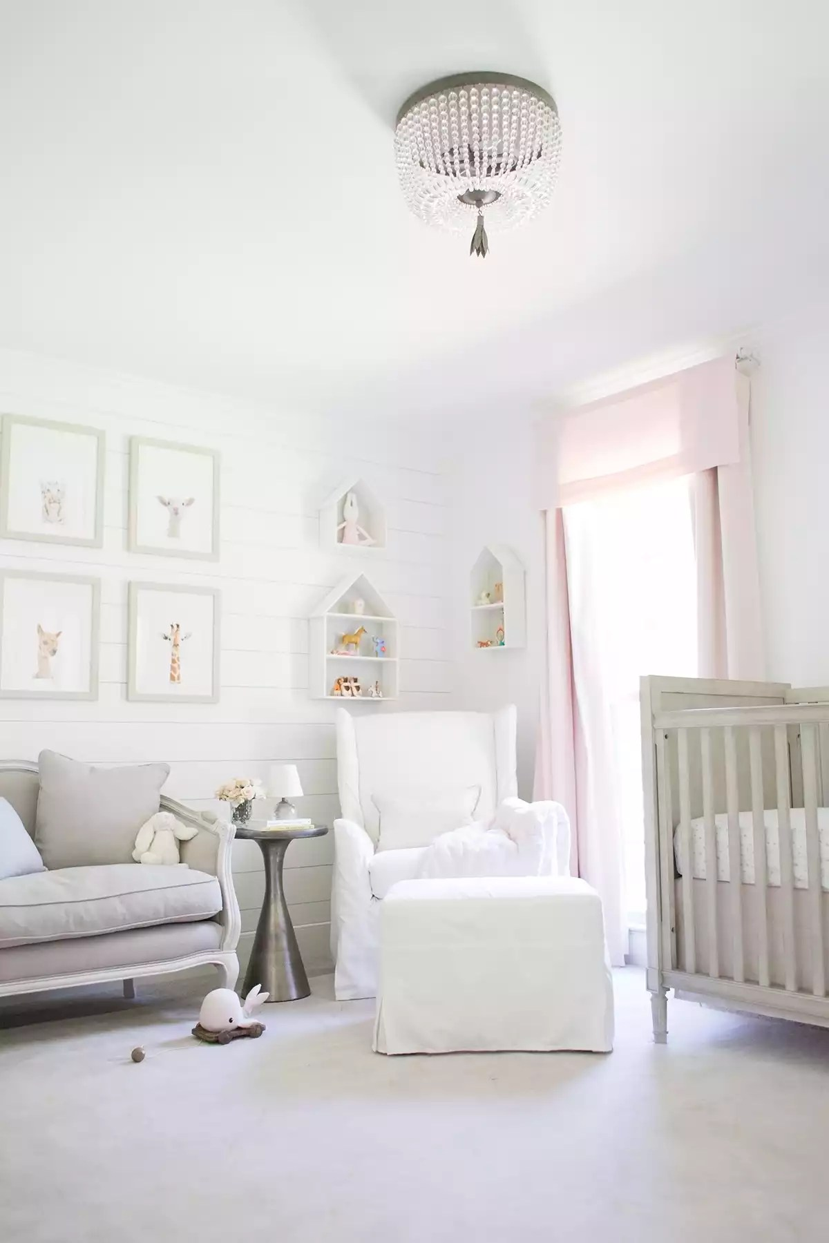 How To Install Shiplap In A Baby Room Lay Baby Lay