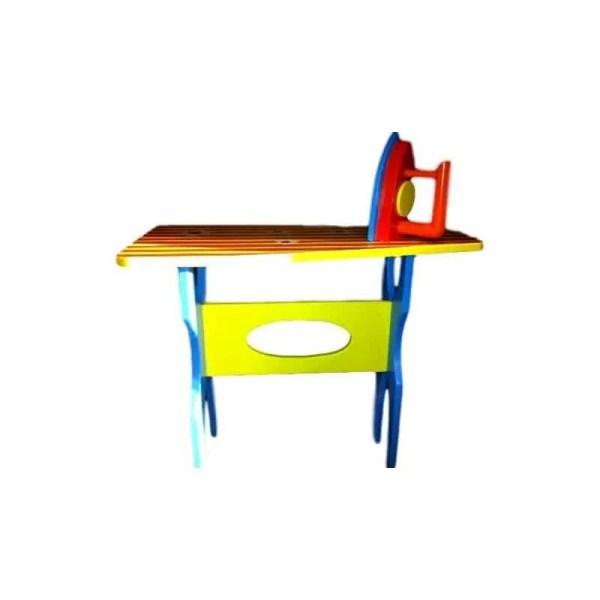 Table à repasser rectangulaire en bois