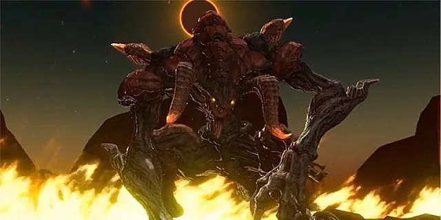 Square Enix Gives Ifrit Strategy At E3 Final Fantasy XIV