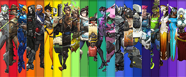 My Top 9 Favourite Overwatch Heroes That Elevate This