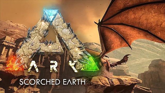 ARK Scorched Earth DLC Complete New Engram Guide ARK Survival Evolved