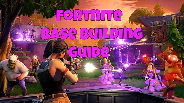 Fortnite Base Building Layout Guide Fortnite