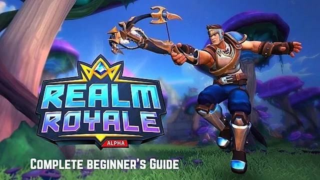 Realm Royale Beginners Guide Becoming A Battle Royale