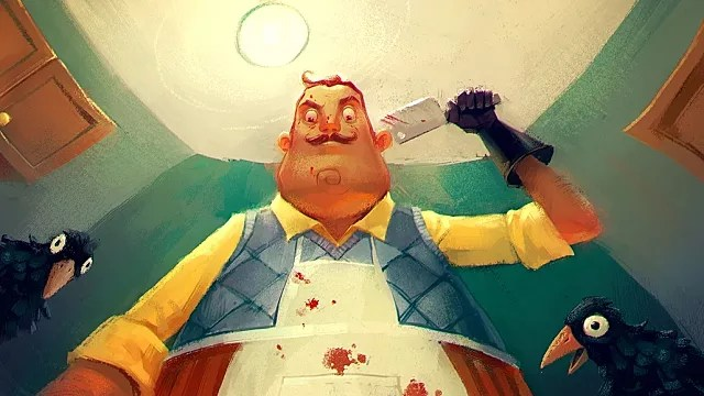 Hello Neighbor Review Fancy Some Light BampE This Evening