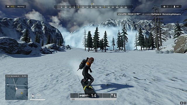 How To Start An Avalanche In Ring Of Elysium Ring Of Elysium