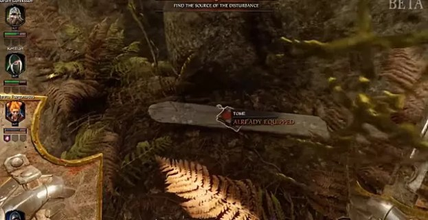 Место, где вы найдете третий athel yenlui tome в Warhammer: Vermintide II