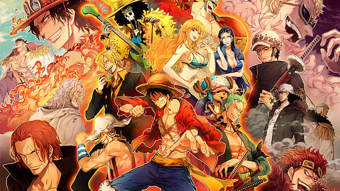 ↑ one piece manga and anime — vol. Join Luffy And The Straw Hat Crew To Experience The St Patrick S Day Sugo Fest Event One Piece Treasure Cruise