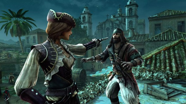 Assassin's Creed IV: Black Flag - First Look At PC Version ...