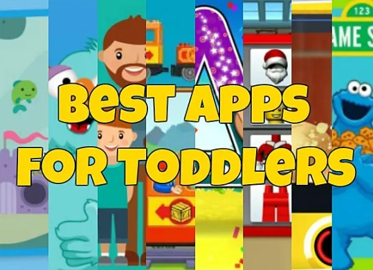 Best Android Games for Toddlers with No Ads or In App Purchases