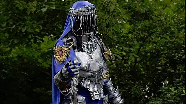 10 Dark Souls 3 Cosplays That Will Make You Forget The