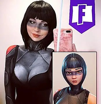 Best Fortnite Cosplay Of 2018 Slide 12