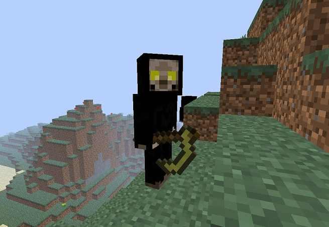 6 Skin Spooky de Halloween Para Minecraft