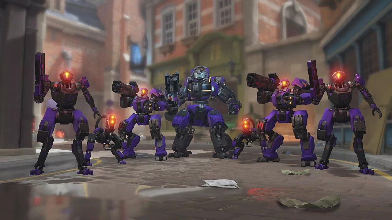 Overwatch Uprising Event Insurrection Brawl PvE Mode