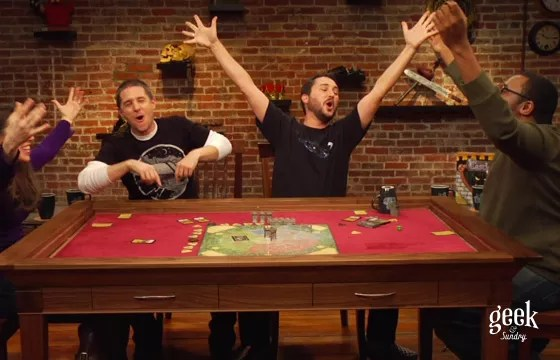 10 Coolest Gaming Tables For The Rich Tabletop Gamer