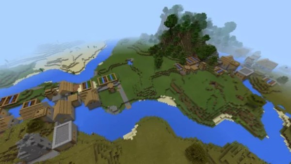 These Are the Best Minecraft PE Village Seeds For Lazy ...