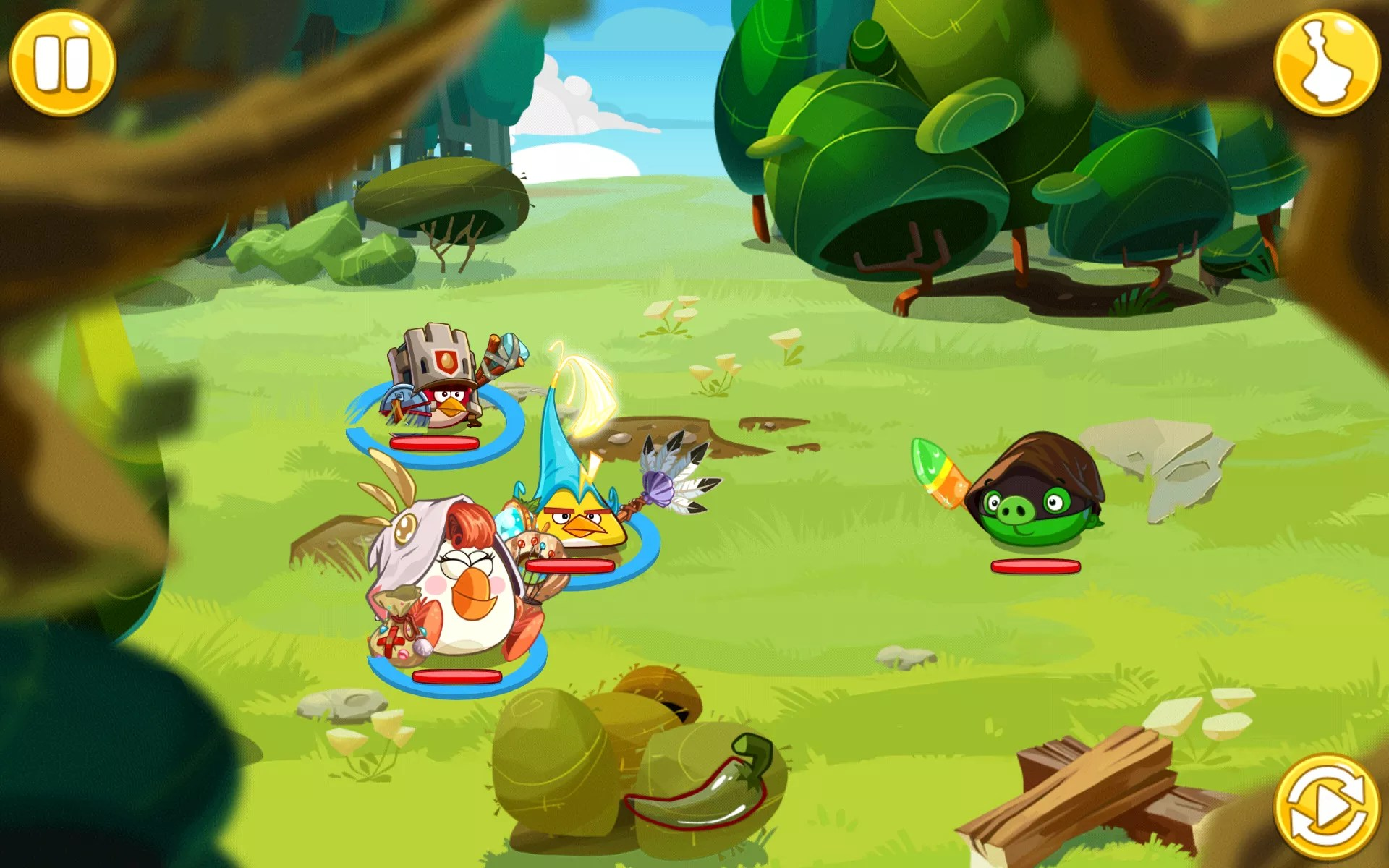 Angry Birds Epic Guide How To Get Lucky Coins Snoutlings