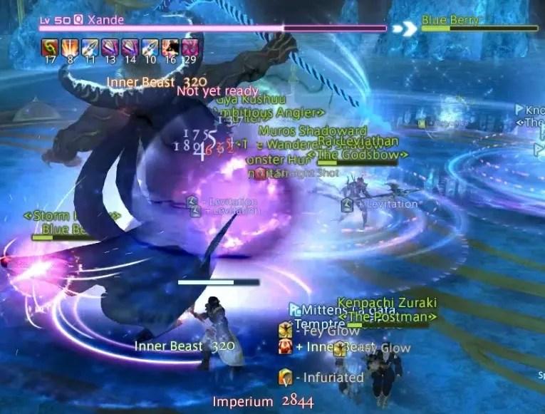FFXIV Syrcus Tower Xande Boss Guide Final Fantasy XIV