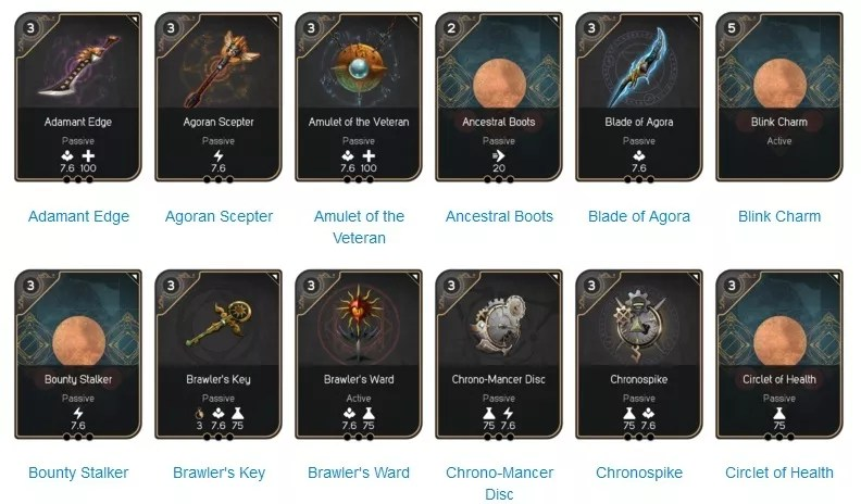 Paragon The Next Gen MOBAs Comparative Analysis With Dota 2