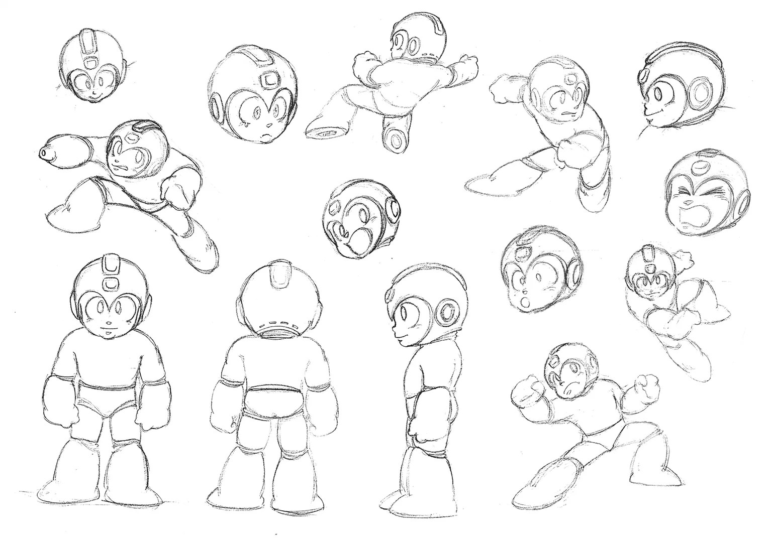 Mega Man Legacy Collection Debuts On Nintendo Eshop