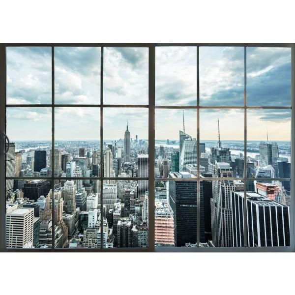 Фотообои Мир Вид из окна PrMir-13019-V4 380х270 см в Санкт ...