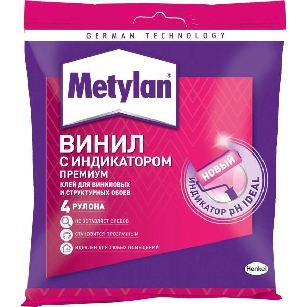 Клей для виниловых обоев Метилан 1430091 16 м² в Москве ...