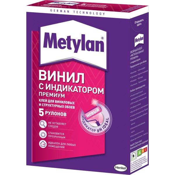 Клей для виниловых обоев Метилан 1430090 24 м² в Москве ...