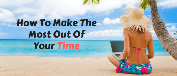 Making the Most of Your Time When You Have So Little of It - Culture