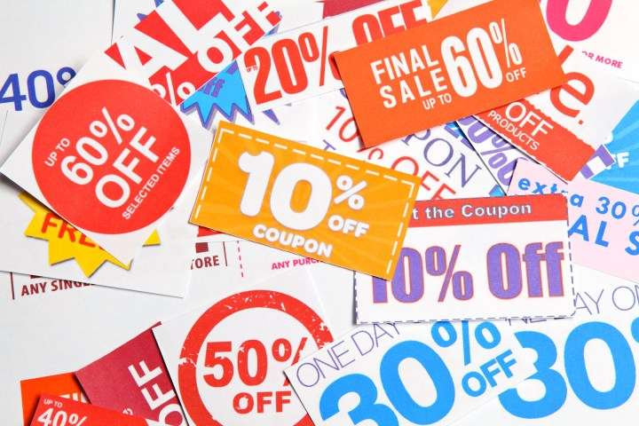 Your Golden Mine of Coupon Codes Has Just been Revealed... - Dev / Design