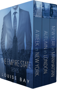 The Empire State Series box set in 3D