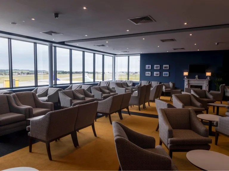 Lounge Aberdeen Lights Executive Northern