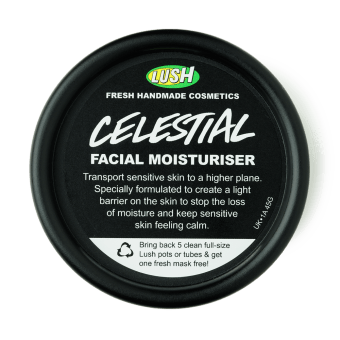 LUSH Celestial Face Moisturiser