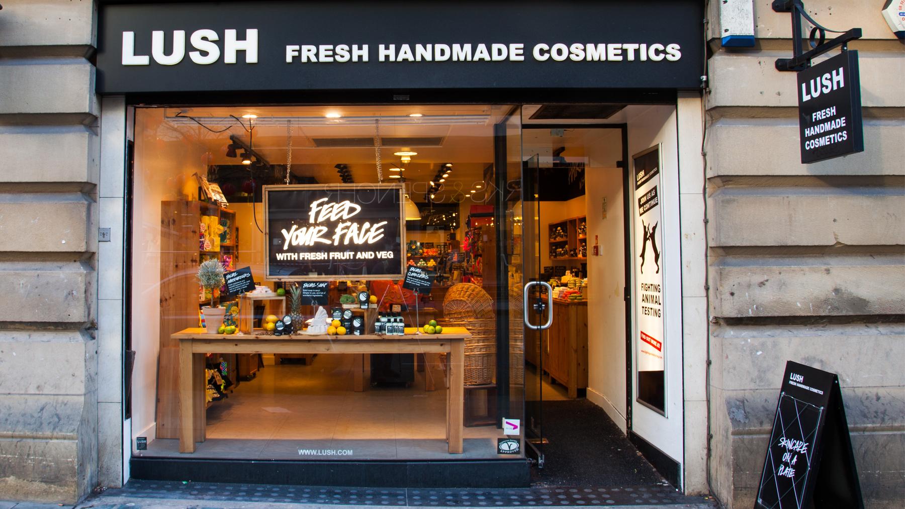 Fresh Handmade Cosmetics Uk