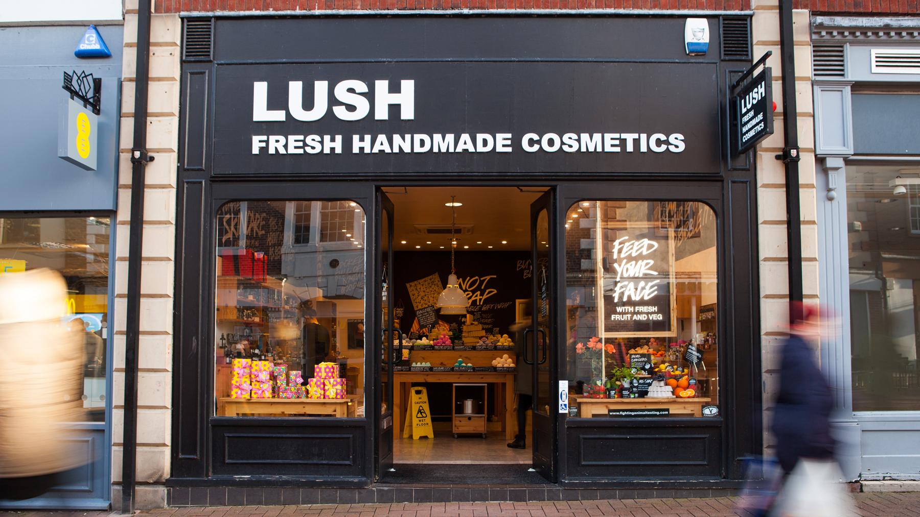 Fresh Fragrances And Cosmetics