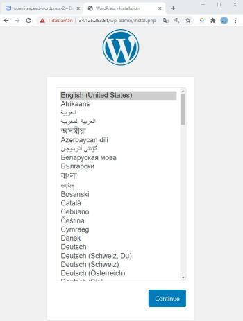 Cara Mudah Install WordPress di VPS Google Cloud