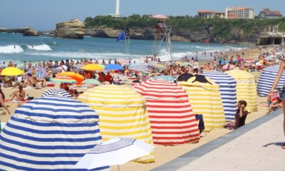 Biarritz, France (image published via Pixabay)