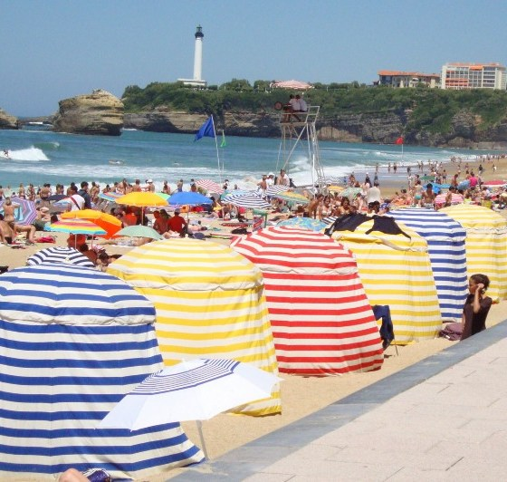 Biarritz, France (image published via Pixabay)
